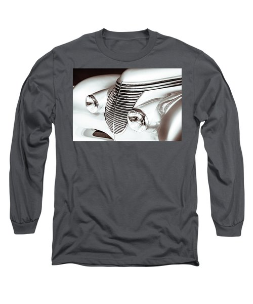 1938 Hispano-suiza H6b Xenia Front Long Sleeve T-Shirt