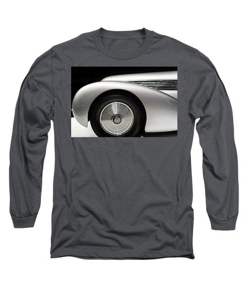 1938 Hispano-suiza H6b Xenia Long Sleeve T-Shirt by Wade Brooks