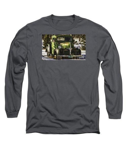 1940's Dodge  Long Sleeve T-Shirt