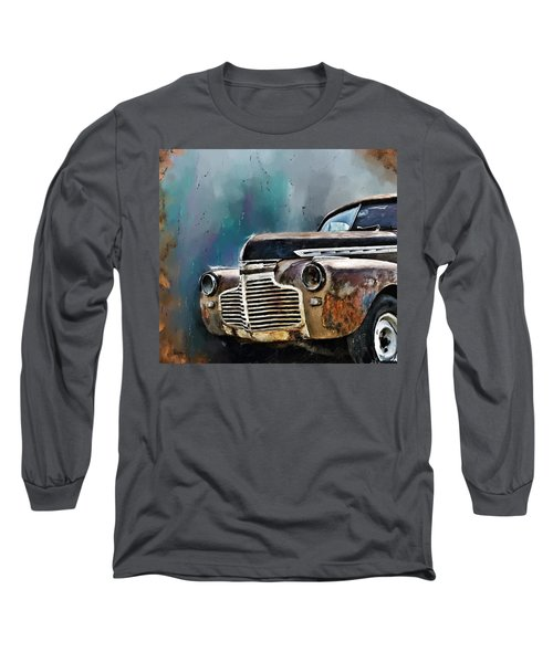 1941 Chevy Long Sleeve T-Shirt