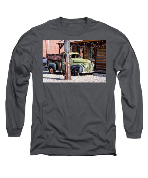 1947 Studebaker M-5 Pickup Truck Long Sleeve T-Shirt
