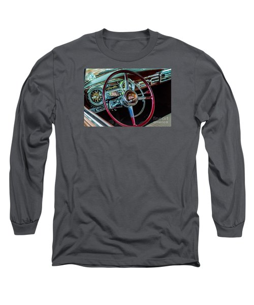 1951 Hudson Hornet Long Sleeve T-Shirt