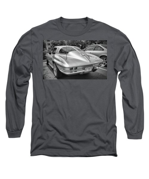 1963 Split Rear Window Coupe Long Sleeve T-Shirt