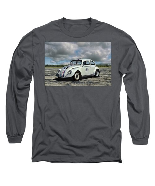 1964 Vw Herbie  Long Sleeve T-Shirt