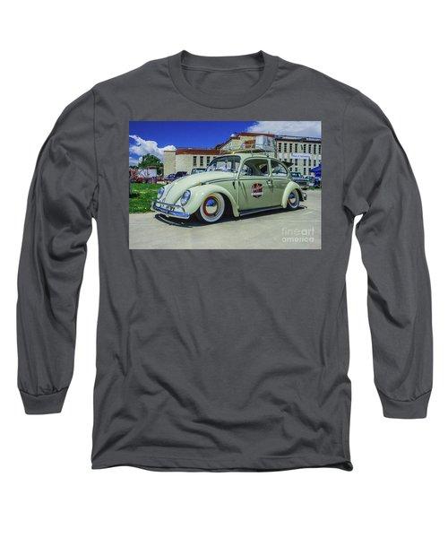 1965 Volkswagen Bug Long Sleeve T-Shirt