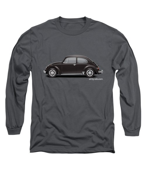 1972 Volkswagen 1300 - Custom Long Sleeve T-Shirt by Ed Jackson