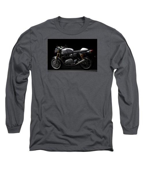 2016 Triumph Thruxton R Long Sleeve T-Shirt
