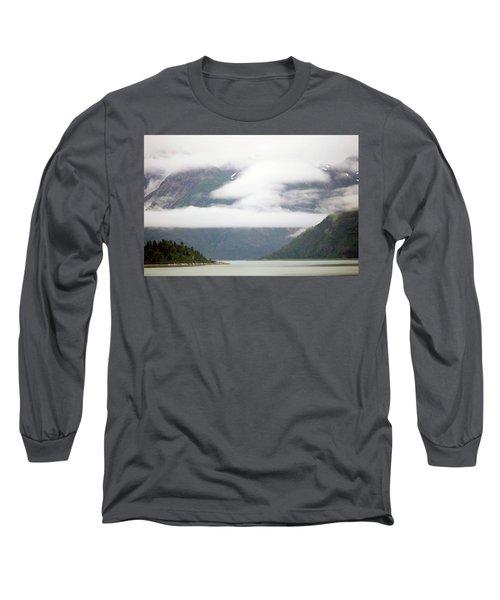 Alaska Coast Long Sleeve T-Shirt