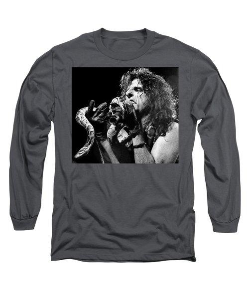 Alice Cooper Long Sleeve T-Shirt