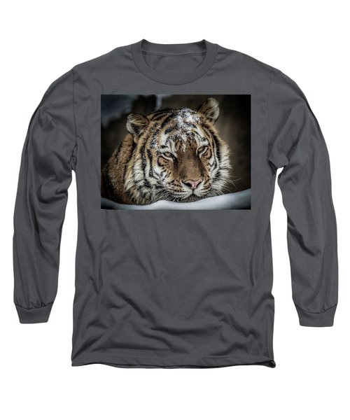 Amur Tiger Long Sleeve T-Shirt