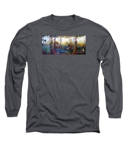 Barbara's Bayou Long Sleeve T-Shirt