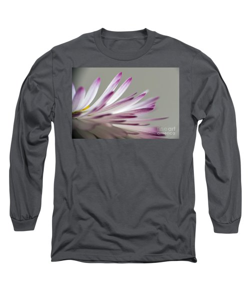 Beautiful Colorful Image About Daisy Flower Long Sleeve T-Shirt by Odon Czintos