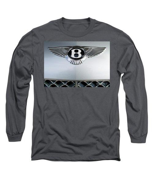Bentley Emblem Long Sleeve T-Shirt