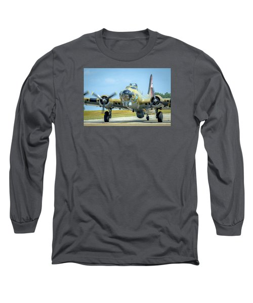 Boeing B-17g Flying Fortress   Long Sleeve T-Shirt