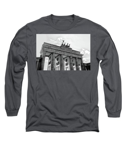 Brandenburg Gate - Berlin Long Sleeve T-Shirt