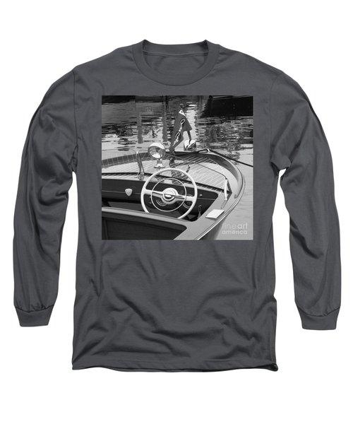1950's Sportsman Long Sleeve T-Shirt