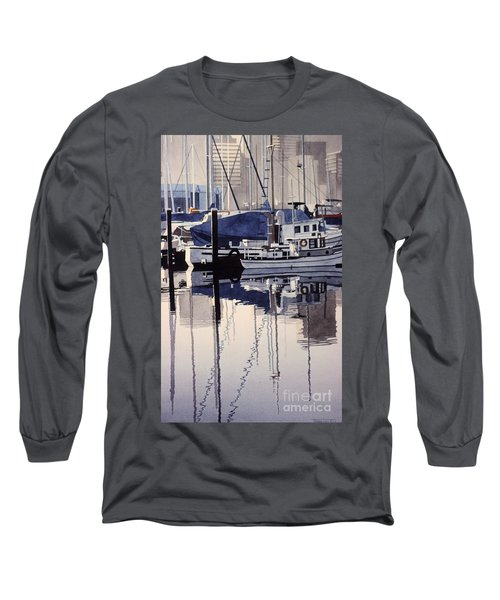 City Mooring Long Sleeve T-Shirt