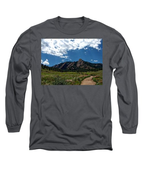 Colorado Landscape Long Sleeve T-Shirt