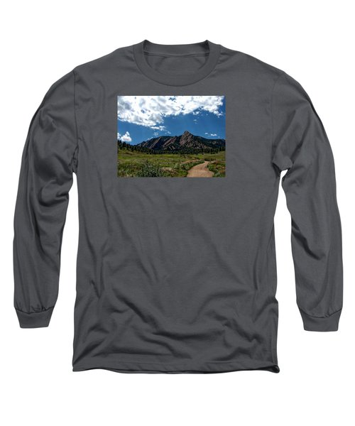 Colorado Landscape Long Sleeve T-Shirt