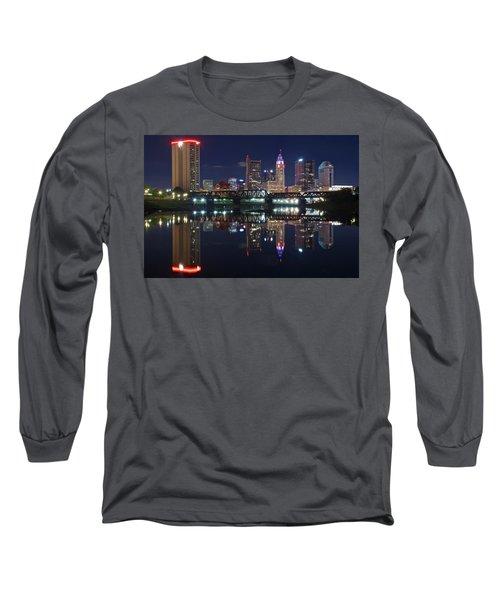 Columbus Ohio Long Sleeve T-Shirt