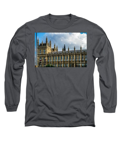 Construction Going On  Long Sleeve T-Shirt