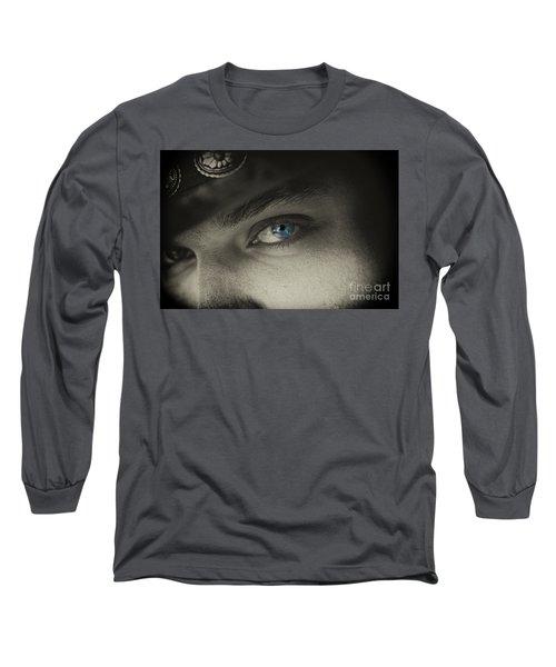 Cowboy Jim Long Sleeve T-Shirt
