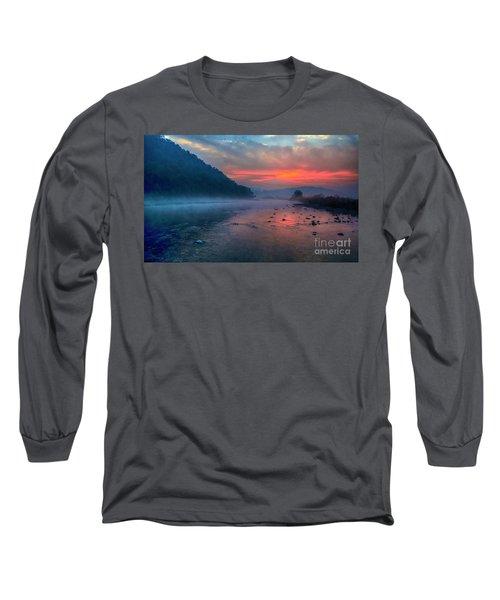 Dawn Long Sleeve T-Shirt by Pravine Chester