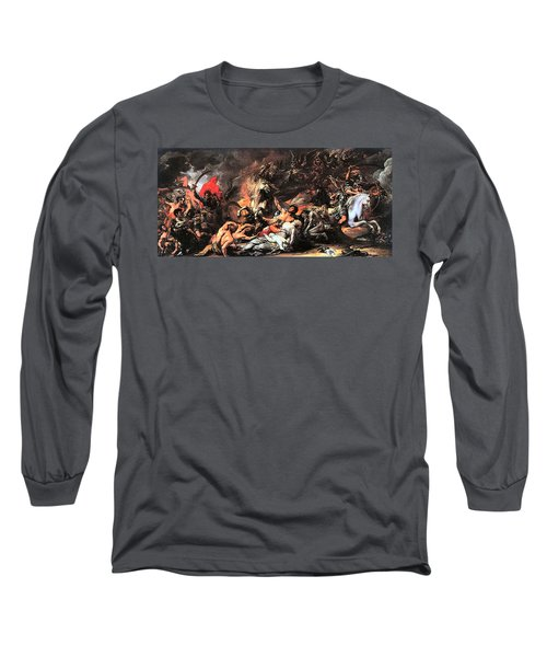 Death On A Pale Horse Long Sleeve T-Shirt