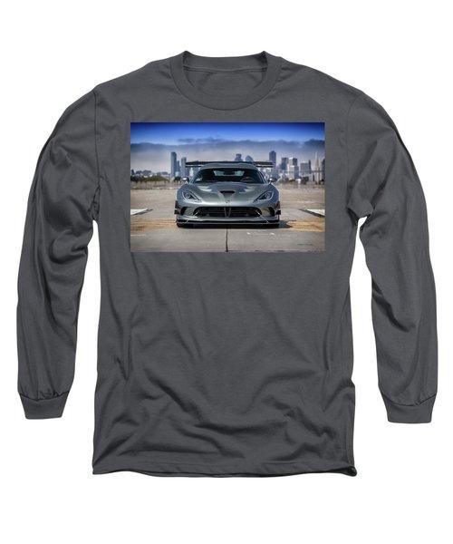 #dodge #acr #viper Long Sleeve T-Shirt