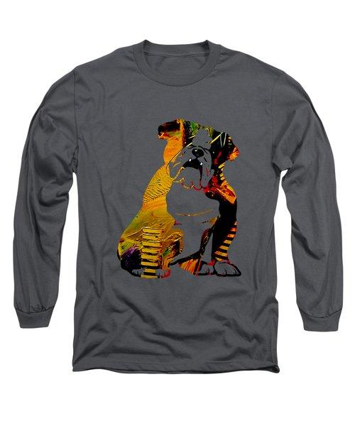 English Bulldog Collection Long Sleeve T-Shirt