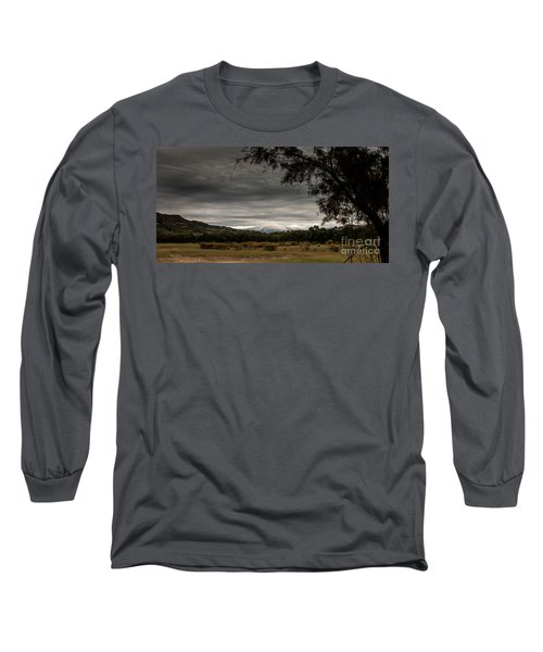Etna, The West Side Long Sleeve T-Shirt