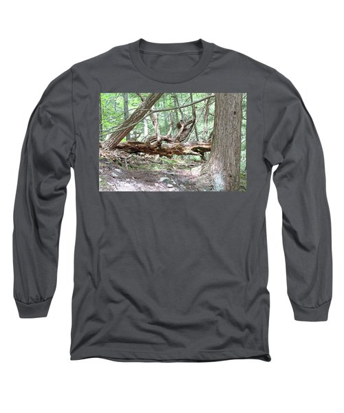 Fallen Tree Long Sleeve T-Shirt