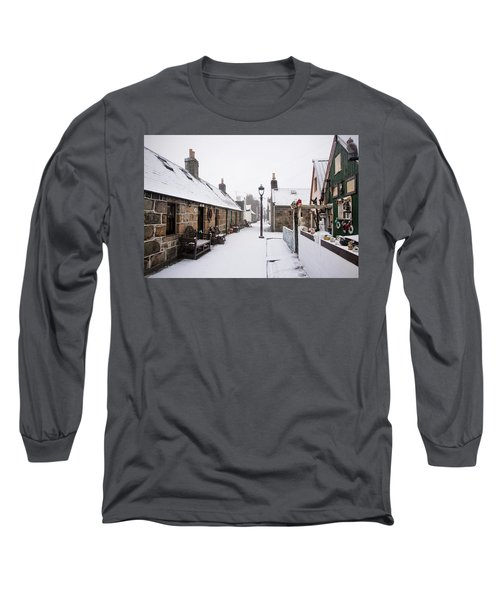 Fittie In The Snow Long Sleeve T-Shirt