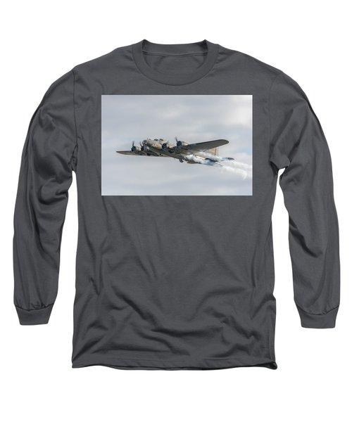 Flying Fortress Sally B Long Sleeve T-Shirt