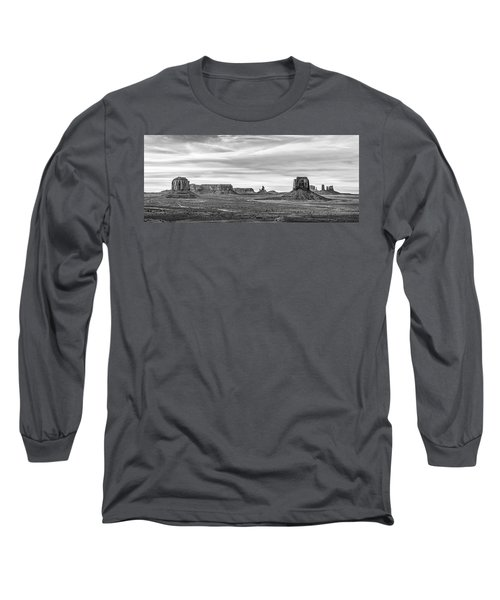 Long Sleeve T-Shirt featuring the photograph From Artist's Point by Jon Glaser