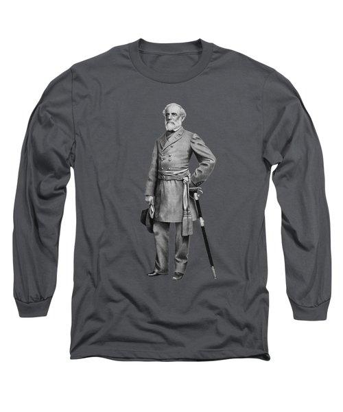General Robert E. Lee Long Sleeve T-Shirt