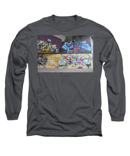 Graffiti Long Sleeve T-Shirt