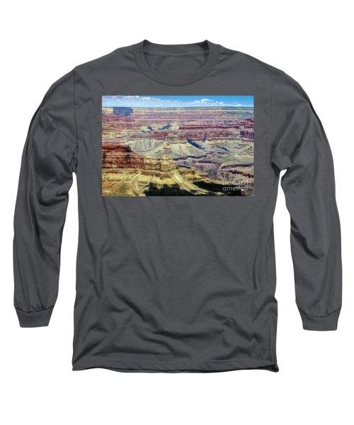 Grand Canyon Long Sleeve T-Shirt by RicardMN Photography