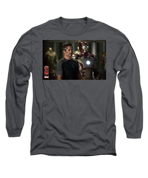 Iron Man 3 Long Sleeve T-Shirt