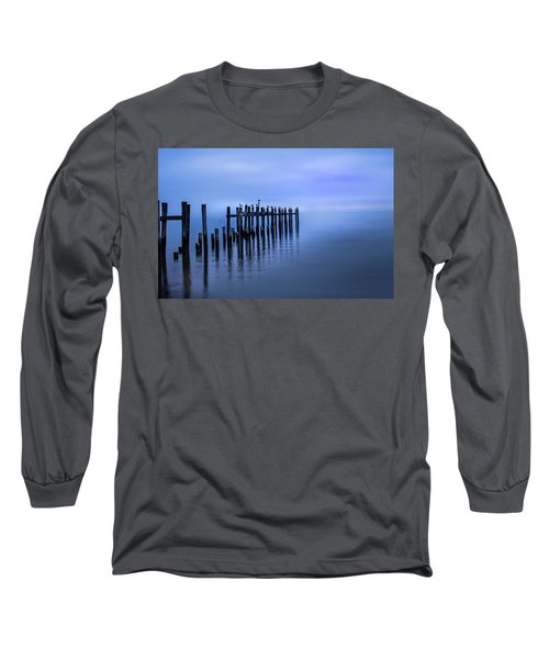 Colorful Overcast At Twilight Long Sleeve T-Shirt