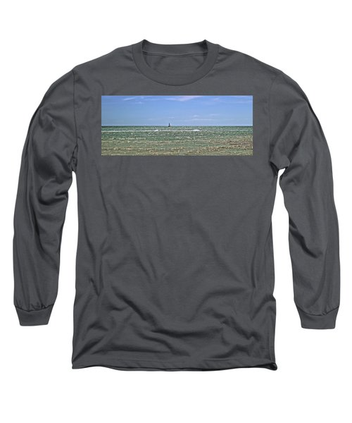 Key West Cover Photo Long Sleeve T-Shirt by JAMART Photography
