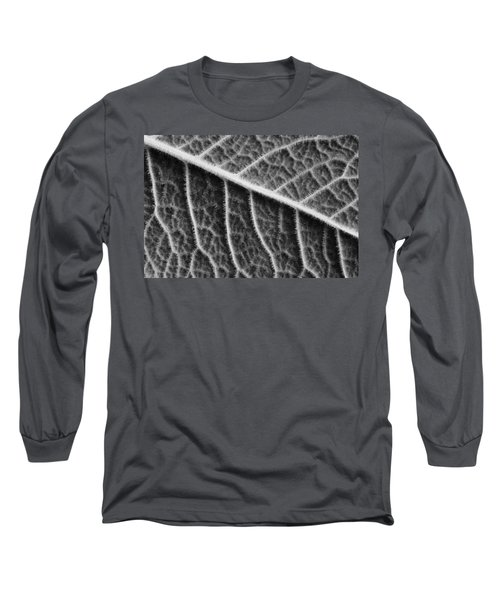 Long Sleeve T-Shirt featuring the photograph Leaf by Chevy Fleet
