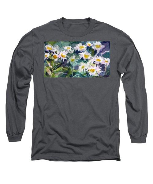 Little Asters Long Sleeve T-Shirt by Jan Bennicoff