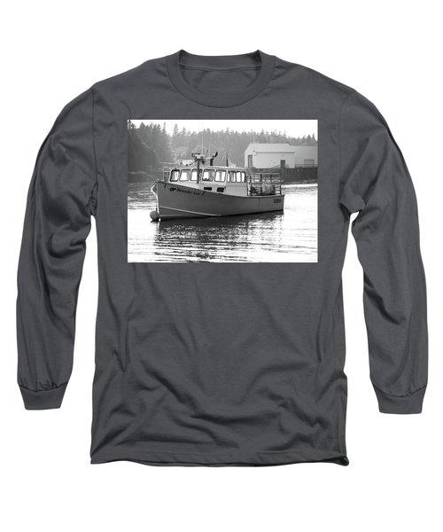 Lobster Boat Long Sleeve T-Shirt