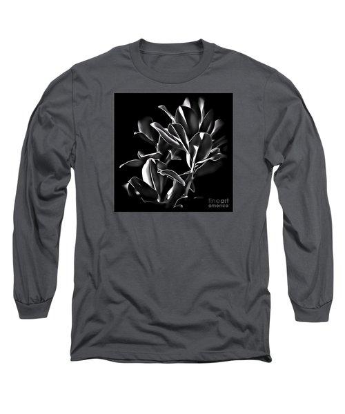 Magnolia Leaves Long Sleeve T-Shirt