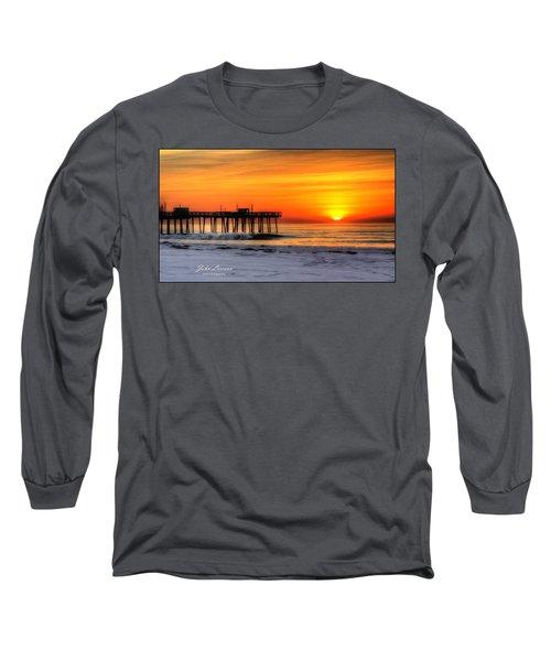 Margate Sunrise Long Sleeve T-Shirt