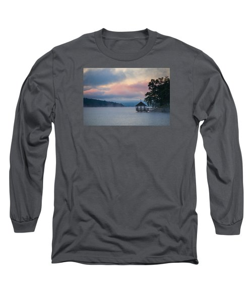 Meredith New Hampshire Long Sleeve T-Shirt