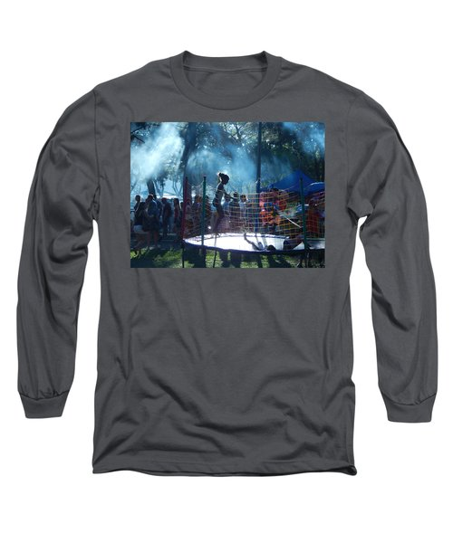 Monday Monday Long Sleeve T-Shirt
