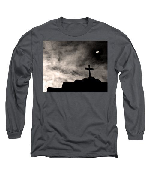 New Mexico Moon Long Sleeve T-Shirt