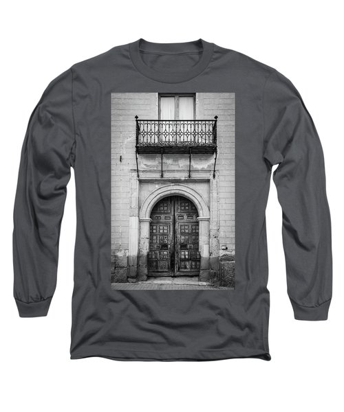 Old Door Long Sleeve T-Shirt